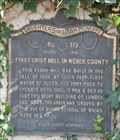Image for First Grist Mill in Weber County