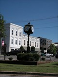 Image for Corinth Town Clock - Corinth, MS