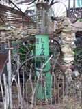 Image for Tinkertown Museum Gasoline Pump - Sandia Park, New Mexico