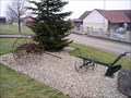 Image for Old hay reversing machine and plow, Hole u Svrkyne, CZ