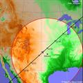 Image for ISS Sighting - Edmond, OK (Site 1) - Holland, MI