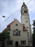 Image for Markuskirche, Stuttgart