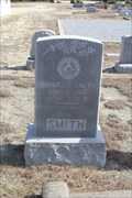 Image for Daniel F. Smith -- Murfree Cemetery, Evant TX