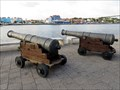 Image for 18th century cannons - Willemstad, Curacao