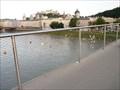 Image for Makartsteg Bridge - Salzburg - Austria
