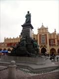 Image for Adam Mickiewicz Monument  -  Kraków, Poland