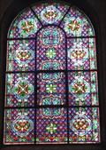 Image for Abbey of Saint-Germain-des-Prés Stained Glass  -  Paris, France