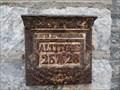 Image for Repère de nivellement - Eglise de Dompierre-sur-Besbre
