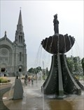 Image for Fountain - Sainte-Anne-de-Beaupre, QC