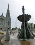 Image for Fountain - Sainte-Anne-de-Beaupre, QC