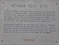 Image for Last Aboriginal Group to Occupy the Nevada Test Site