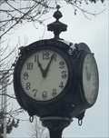 Image for Cascade District Clock - Rochester, NY