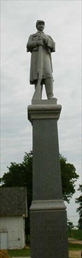 Image for Civil War Memorial - Garden Plain, IL