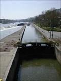 Image for Main river lock in Wurzburg