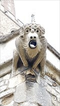 Image for Gargoyles - St Margaret - Hemingford Abbots, Huntingdonshire