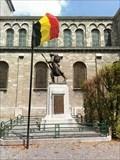 Image for Glons a ses héros, Glons, St Victor, Rue Lulay/Rue de la Dérivation