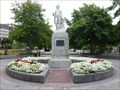 Image for Cook Statue - Christchurch, New Zealand