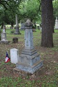 Image for Mrs. S. A. Goble -- Greenwood Cemetery, Dallas TX