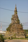 Image for Stupa That Dam—Vientiane, Laos