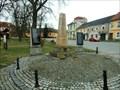 Image for Combined World War Memorial - Protivin, Czech Republic