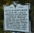 Image for The Battle of Hunt's Bluff/Old River Road