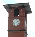 Image for Henderson Fire Department Tower Clock, Henderson, North Carolina