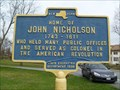 Image for Home of John Nicholson