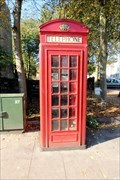 Image for Red Telephone Box - Liverpool Road, London, UK