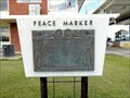 Image for Peace Marker - Carway, Alberta