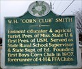 "Image for W.H. ""Corn Club"" Smith - Starkville, Mississippi"