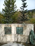 Image for Green Knoll Fire Memorial - Wilson, WY