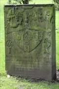 Image for Freemason's Grave  - Stoke Minster - Stoke- on-Trent, Staffordshire, UK.