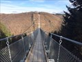 Image for LARGEST - Hiking Path Footbridge Geierlay - Mörsbach, Rhineland-Palatinate, Germany