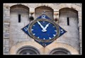Image for Tower Clock on Basilica of St. Joseph (Basilique Saint-Joseph) - Grenoble, France