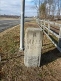 Image for Massachusetts/New Hampshire 1894 Survey Boundary Marker - Northfield, MA/Winchester, NH