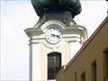 Image for Hodiny na kostele sv. Leopolda - Brno, CZ