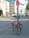Image for Call a Bike-Station #6031100008 (Kurt-Schumacher Straße / Börneplatz) — Frankfurt am Main, Germany