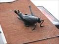 Image for Grasshopper - Salem Oregon Sculpture