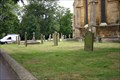 Image for Pershore Abbey and Churchyard