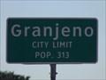 Image for Granjeno TX - Pop. 313