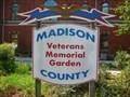 Image for Madison County Veterans Memorial Garden - Danielsville, GA
