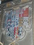 Image for Thomas Cornwallis cartouche - St Mary - Brome, Suffolk