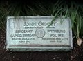 Image for John Orsmby- Pittsburgh, Pennsylvania