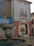 Image for Fontaine du Lion d'Or - St-Zacharie, Var, France