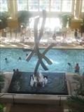 Image for Borgata Pool Fountain - Atlantic City, NJ