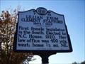 Image for First female legislator - Asheville North Carolina