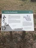 Image for Civil War Earthworks, Suwannee River SP, Florida