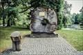 Image for Mammutbaumsegment mit Geschichtsdaten - Rheinaue Bonn, Nordrhein-Westfalen, Germany