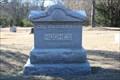 Image for Abe & Fannie Hughes -- Big A Cemetery, Rowlett TX