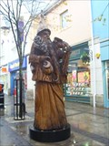 Image for Merlin the Wizard , Asteriod 2598 Merlin, Carmarthen, Wales.